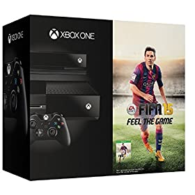 Xbox One Console with Kinect Day One Edition (Free Games: FIFA 15, Dance Central Spotlight DLC)