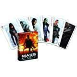 Mass Effect Playing Cards