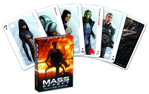 Dark Horse Deluxe Mass Effect Playing Cards - 1