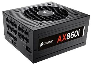 Corsair Professional Series AX860i 860W ATX/EPS Fully Modular 80 PLUS Platinum Power Supply Unit