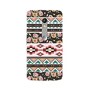 Fusion Gear Retro Flowers Case for Moto X Play