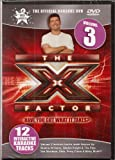 Karaoke - the X Factor - Vol. 3 [DVD]