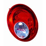 Depo 441-1994L-UQ Volkswagen New Beetle Driver Side Replacement Taillight Unit without Bulb