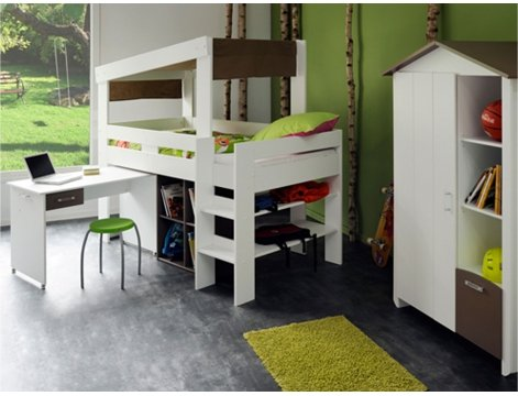 lit combine bureau enfant pas cher. Black Bedroom Furniture Sets. Home Design Ideas