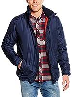 LTB Jeans Chaqueta Epaul (Azul Marino)