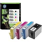 4 x Original Tintenpatronen HP 920XL