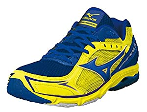 Mizuno Wave Aero 13 Yellow/Blue 40