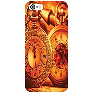 Apple iPhone 5S Back Cover Designer Hard Case Printed Cover