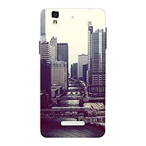 Mobile Back Cover For Micromax Yureka Plus (Printed Designer Case)