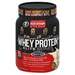 Six Star Elite Series Whey Protein Plus, Vanilla Cream, 2 lb (907 g)