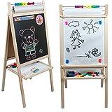Standkindertafel zum Hammerpreis 98x45cm Papierrolle Abakus...