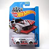 Mad Manga '14 Hot Wheels 28/250 (White) Vehicle