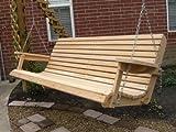 51o1cgNCO9L. SL160  5 Foot Louisiana Cypress Porch Swing