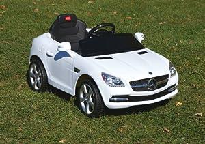 Licensed mercedes benz slk 81200 baby kids for Mercedes benz power wheels car