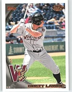 2010 Topps Pro Debut Baseball Card # 30 Brett Lawrie - Wisconsin Timber Rattlers -... by Topps