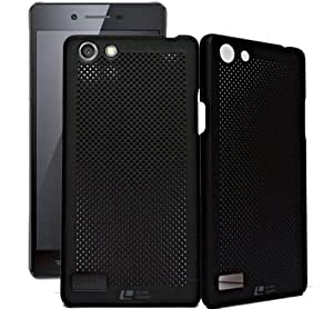 Oppo Neo 7 Back Cover Hard Back Case - Black