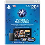 Playstation Network Card 20par Sony