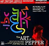 The Art of Pepper Omega Sessions The Complete Master Take