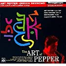 The Art of Pepper: the Omega Sessions