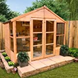 BillyOh 7 x 7 Tete a Tete Tongue And Groove Garden Summerhouse
