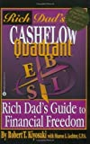 img - for Cashflow Quadrant: Rich Dad's Guide to Financial Freedom unknown Edition by Kiyosaki, Robert T., Lechter, Sharon L. [2000] book / textbook / text book