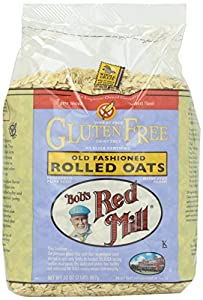 Gluten Free Old Fashioned Rolled Oats 32 oz (907 grams) Pkg