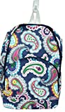 Pearly Girly Printed Backpack (Paisley Park)
