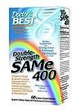 Doctors Best SAM-e 400, 60-Count