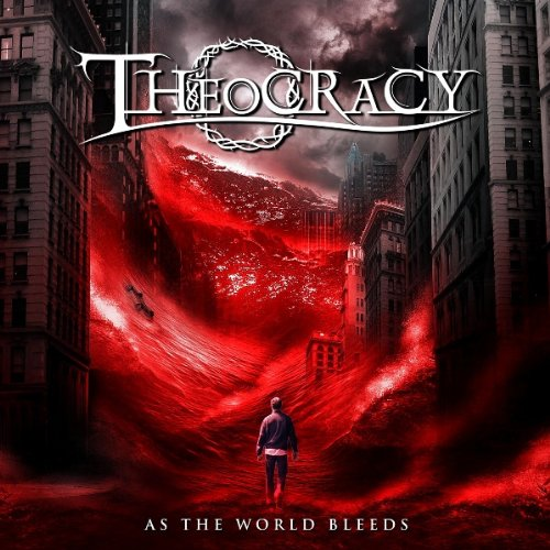 Theocracy - As The Worlds Bleeds +1 [Japan CD] KICP-1613