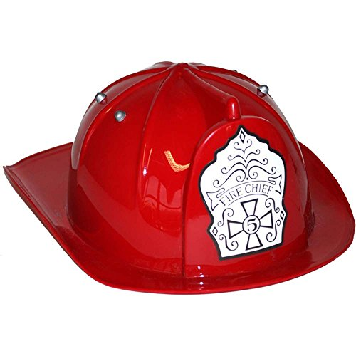 Kids Firefighter Helmet - One Size