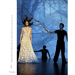 Pina Bausch - Tanztheater Wuppertal, Fotokunst-Kalender 2011
