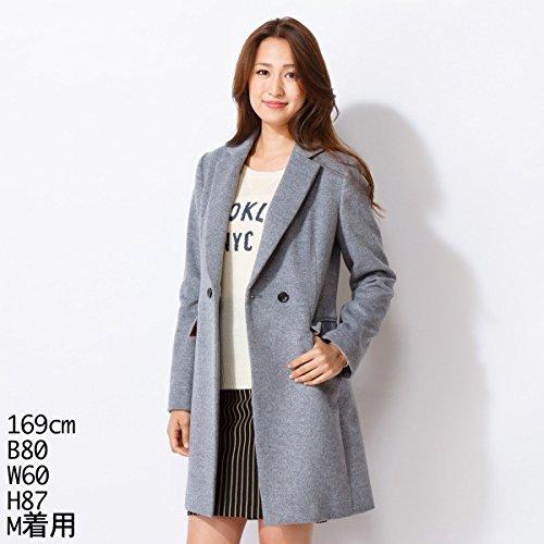 Amazon.co.jp: (コムサイズム)comme ca ism チェスターコート: 服&ファッション小物通販