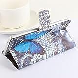 Easbuy Handy Hülle Case Etui Tasche Schutzhülle für
