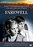 WWI Film Collection: Farewell [DVD]