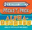 Pocket Pack: Alpha-Doodles (Pocket Packs)