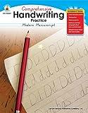 img - for Comprehensive Handwriting Practice: Modern Manuscript, Grades K - 1 book / textbook / text book
