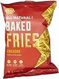 Snikiddy Snacks Cheddar Cheese Fries, 1 oz, 48 ct