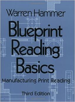 Blueprint Reading Basics: Warren Hammer: 9780831131258