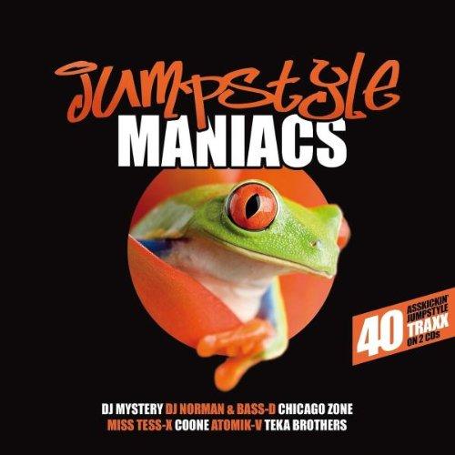 VA-Jumpstyle Maniacs-2CD-FLAC-2009-MAHOU Download