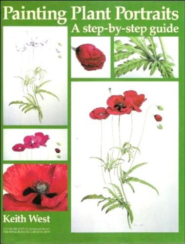 Painting Plant Portraits: A step-by-step guide