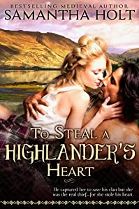 (FREE on 9/25) To Steal A Highlander's Heart by Samantha Holt - http://eBooksHabit.com