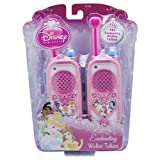 Disney Princess Enchanting Walkie Talkies