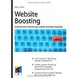 """Website Boosting: Suchmaschinen-Optimierung, Usability, Online-Marketingvon """"Mario Fischer"""""""