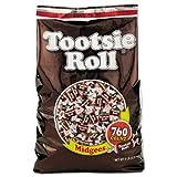 Tootsie Roll Midgees, Original, 5 Pound Bag (Tamaño: 80 Ounces)