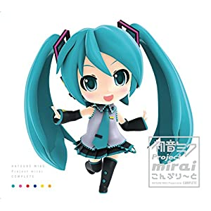 初音ミク Project mirai こんぷり~と(Blu-ray Disc付)
