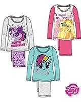 Girls My Little Pony Long Pyjamas Winter 2015
