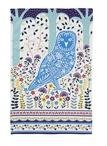 woodland-owl-cotton-tea-towel-by-ulster-weavers