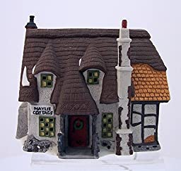 Retired Original Series Dept 56 Heritage Village Cooection Dickens\' Village Series Oliver Twist Maylie Cottage