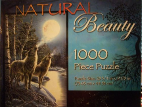 Puzzles - 1000 Pieces