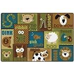 Carpets for Kids 18724 Animal Sounds...